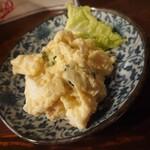 立川やきとん - ポテトサラダ