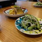あかぎ - 前菜2種