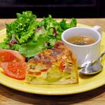 GRANNY SMITH  APPLE PIE & COFFEE -
