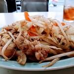 万福 - 肉野菜炒め!