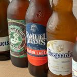 ココフラットカフェ 本町 - 海外のビール