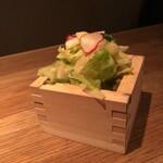 なっぱjuicy - 【キャベツ ラディッシュ 胡瓜などの浅漬け】