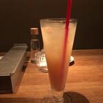 なっぱjuicy - グレープフルーツジュース