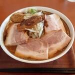 麺屋三郎 - 三郎  煮豚トッピング