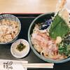 うどん ゆきの - 料理写真:天ぶっかけ定食