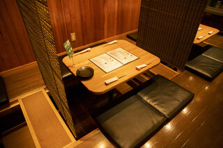 メリメロ亭 - 半個室テーブル席4名様