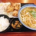 古都うどん店 - 料理写真: