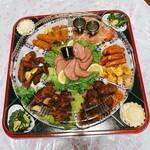咲蔵 - 料理写真:オードブル全体
