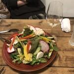 ソプラッチリア - モリモリ食べ野菜