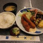 ひかり食堂 - 料理写真:日替り定食 700円 (2020.6)
