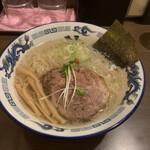 らーめん逍遥亭 - 塩麺 750円