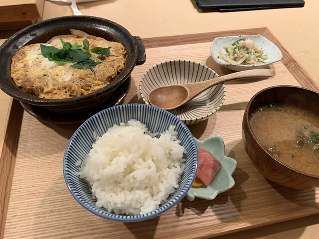 代官山 いく田 の料理の写真