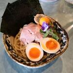 麺屋 轍 - 料理写真:特製極太つけ麺