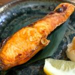 味人 - 時鮭(ときしらず)の塩焼