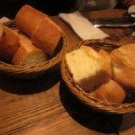 22 - お通しのパン