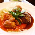 キッチン マルシェ - 料理写真:肉ランチ 850円