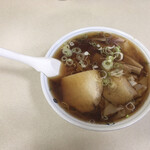 川柳 - 料理写真:ワンタンメン