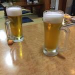 海賊亭 - 生ビール