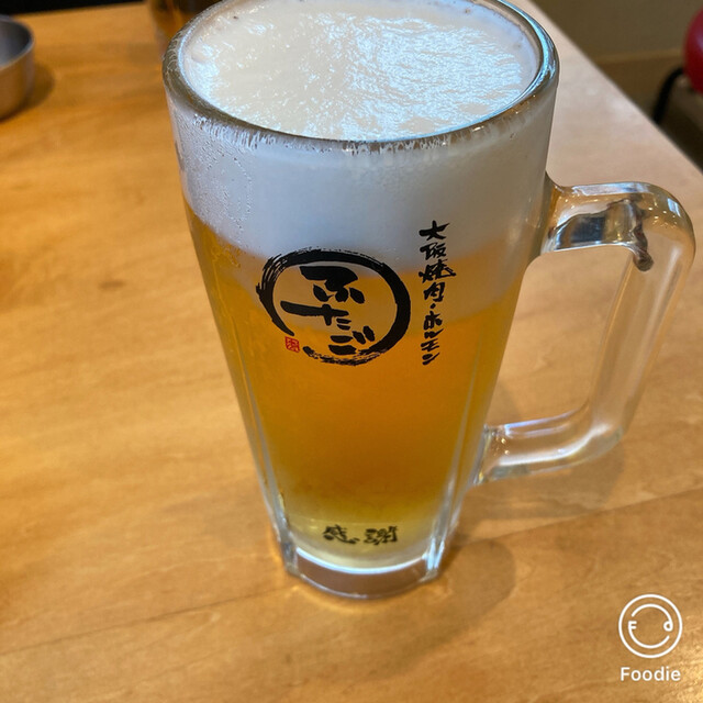 大阪焼肉・ホルモン ふたご 八王子店の料理の写真