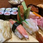 寿司処やぐら - にぎり白梅 ¥3000