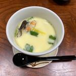 寿司処やぐら - 茶碗蒸し