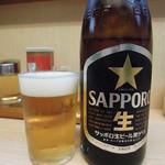 醤丸 - ビール