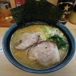 醤丸 - ラーメン