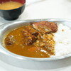 クロンボ - 料理写真:カツカレー630円