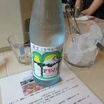131973589 - 富士の水・氷