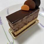 131974778 - オレンジ×チョコレートの王道コラボレーションが美味♡