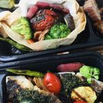 レストラン レヴェリエ - お肉とお魚のグリル