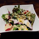 バルネア グリル - サラダ