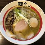 131983120 - 濃厚牡蠣そば(1050円)+味玉(120円)