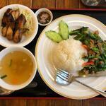 タイレストラン ムートーン - 季節のスペシャルランチ