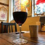 タイレストラン ムートーン - グラスワイン¥280(土日祝昼飲み価格)