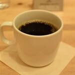 カフェ&ミール ムジ - 食後にホット珈琲を付けて