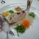 儷郷 - 中国風真鯛のお刺身