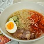 平壌冷麺食道園 - テイクアウト2食で、1,166円