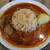 不思議香菜 ツナパハ - 料理写真:ヌードルカリー(リアルレッド)