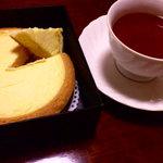ガトーよこはま - チーズケーキ(13㎝)