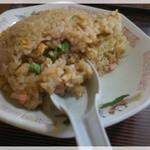 大松 - 味がシッカリと付いている。