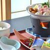 つがるの食彩 野田 - 料理写真:新商品!黒石よされ鍋が定食になりました。