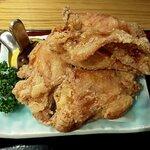 132000578 - 鶏の空揚げ(アップ)(2020.5)