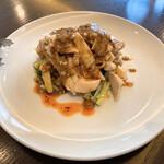 中国料理 伊部 - 棒棒鶏