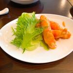 中国料理 伊部 - 海老マヨ