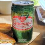 サンセットビア エフシー - ブラジル産ガラナジュース