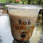 カフェ ロブ - 店内での提供もプラカップでしたが、なかなか美味しかった^^
