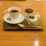 エペ クープ - デザート+お茶