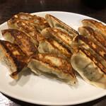 東園 - 焼き餃子