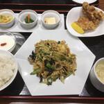中国料理 千琇 - 日替わりランチ